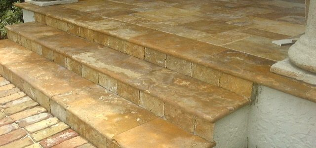 Travertine Natural Stone
