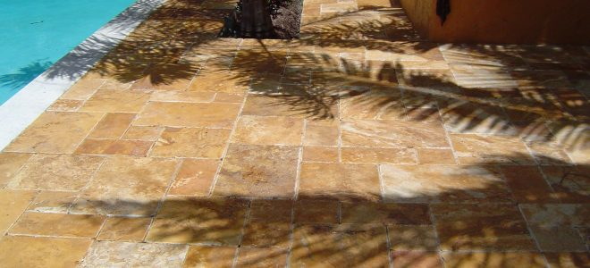Travertine Cleaner