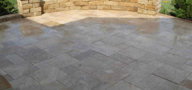 Pavers French Pattern