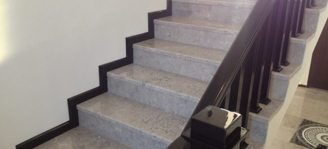 Pool Coping Stair Treads